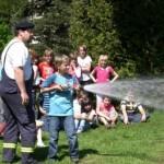 Brandschutzerziehung in Schule und Kindergarten