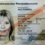 Infos zum neuen Personalausweis ab 01.11.2010