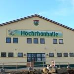 Gemeinderat hat getagt: Die Gesundheitsscheune heißt jetzt Hochrhönhalle