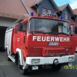 """""""Neues"""" Feuerwehrfahrzeug für die Ffw Frankenheim"""