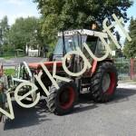 """Traktor der Marke """"Zetor"""" zu verkaufen."""