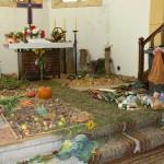 Erntedankfest in der Kirche