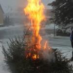 Ein wärmendes Feuer – Jugendfeuerwehr Frankenheim in Aktion