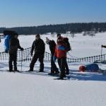 – 16 Grad: Winterbiwak auf der hohen Rhön