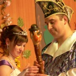 Karnevalsauftakt in Frankenheim – Prinzessin Julia und Prinz Stefan gekrönt