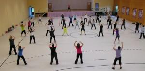 Zumba-Kurs Nummer II in der Hochrhönhalle ab 29. Mai 2013 – jetzt anmelden.