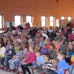 Gelungenes Kinderfest trotz miesem Wetter