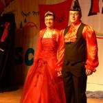 Karnevalsauftakt in Frankenheim: Prinzessin Manuela und Prinz Norman gekrönt