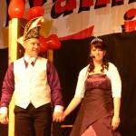 Frankenheim eröffnet die Karnevalssaison – Pinzenpaar gekrönt