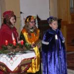 Fotos vom Krippenspiel an Heiligabend