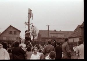 """""""Abschiedsfest"""" in der Wirtswiese am kommenden Samstag, 23. April 2016, vor dem Abriss des alten Saales"""