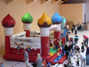 Kinderfest des Karnevalsvereins