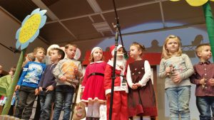 Adventsnachmittag des Kindergartens