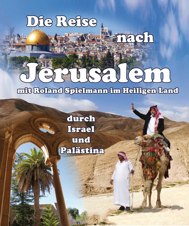 """""""Die Reise nach Jerusalem"""" – Eine Filmvorführung im Karolinenheim am 7. und 8 April 2017"""