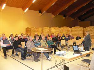 Zukunftsplan für Frankenheim gestartet – Einwohner diskutieren über die Stärken und Schwächen ihrer Gemeinde