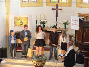 """""""Talkshow"""" zu Ostern in der Kirche Frankenheim"""