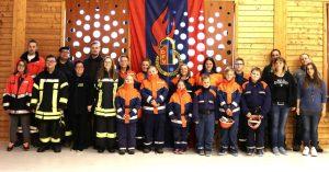 24 Stunden-Dienst für die Jugendfeuerwehr Frankenheim/ Rhön