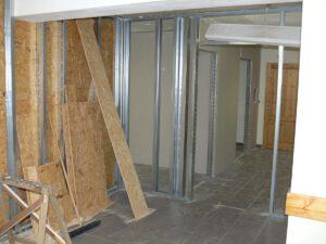 Wir bauen eine Praxis – Umbau im Keller des Multizentrums gestartet